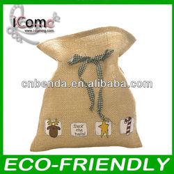Mini jute bag wholesale