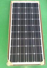high power 100W mono solar panel