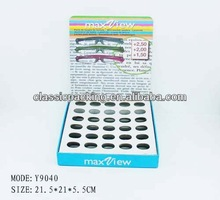 2013 fashion perspex eyeglass display eyewear frames display stand,corrugated paper display