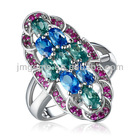 2013 Hot Sale Fashion Colorful Ring Series No. Q016