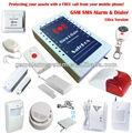 fonksiyonlu programlanabilir Ucuz GSM SMS Alarm Sistemi sandıklı S160 çağrı kontrolü işlevi