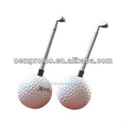 Golf promotional ballpoint pen
