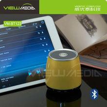 2015 best coloful mini speaker recharge for car VM-BT123