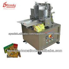 Semi-auto packing machine for commodity box