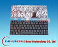 para asus eee pc 1005ha teclado eua original novo ebour001