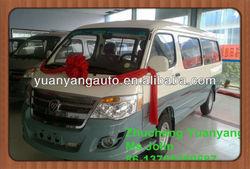 14 Seat Foton View Minibus for sale,Foton View Mibibus