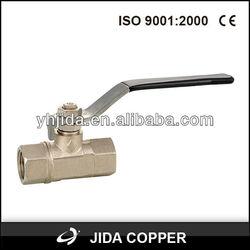 brass ball valve ball valve gear operated