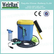 (81722) Multi-functions new design portable electric 12v pressure machine dry wash car