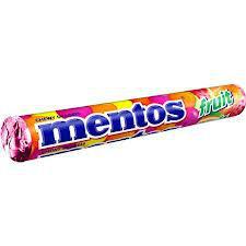 Van Melle Mentos drops 37g