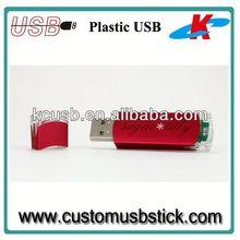 oem plastic worker usb flash drive