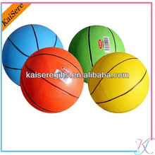 Hot sale pu stress basketball