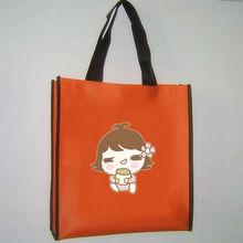 message shoulder nonwoven bag
