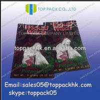 custom printed phantom potpourri smoke herbal-incense bags