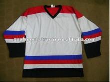 Men's High Quality Stripe Ice Hockey Wear for Sale