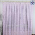 z dubai model organza curtain fabric fresh and natural curtain
