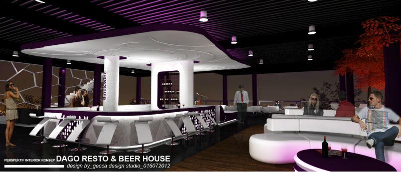 Dise o de interiores comercial cafe bar dise o - Diseno de bares ...