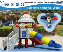 (HA-07501) Kindergarten Playground, Kids Playground ,Factory Wholesale Good Quality Plasitc Outdoor Playground Equipment Parts