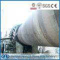 Horno de cal rotativo, horno rotatorio de cemento, la planta de cemento