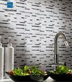 Resina del azulejo del mosaico, el arte del mosaico de mármol, cuarto de baño del azulejo del mosaico