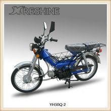 Cheapest China cub classical model 50cc street bike YH50Q-2 in CHONGQING