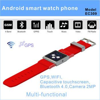 HOPU-EC309 touchscreen new products 2013 watch phone