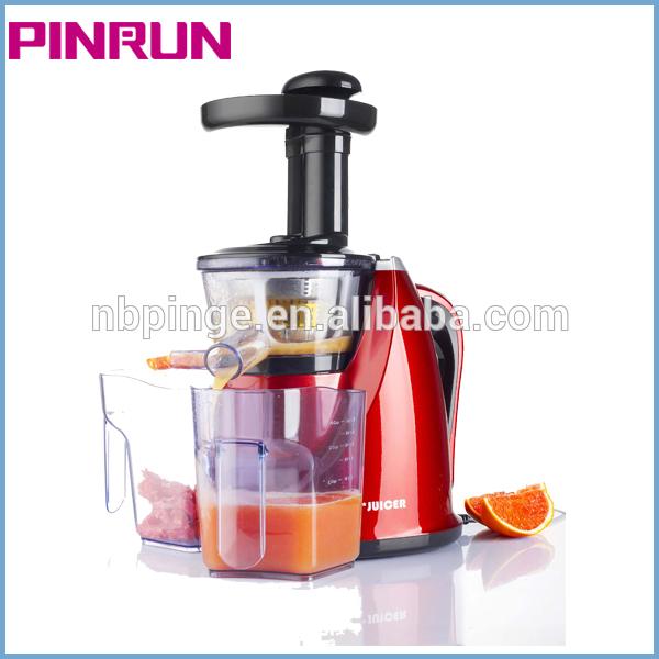 80rpm AC motor orange juicer/Low speed/Silence/PEI/ULTEM/Screw type with GS CE CB RoHS