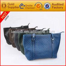 Alibaba china supplier pu tote bags handbags women bags fashion