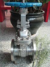 gate valves water OS&Y BB cast steel gate valve sluice gate valves