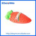 Profissional personalizado- feito variadas soft pvc usb morango