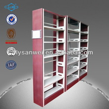 Latest beautiful used school furniture library furniture