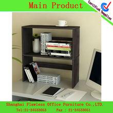 simple bookshelf for student and worker/wooden bookshelf in livingroom