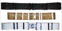 Genuine Leather Uniform Web Belt