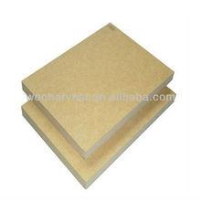 E1 glue 3mm medium density fibreboard