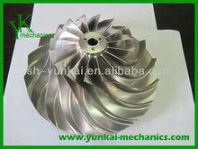 Stainless steel turbine impeller cover, stainless steel impeller wheel