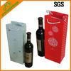 Colorful Hotsale Christmas Wine Bottle Pack Bag