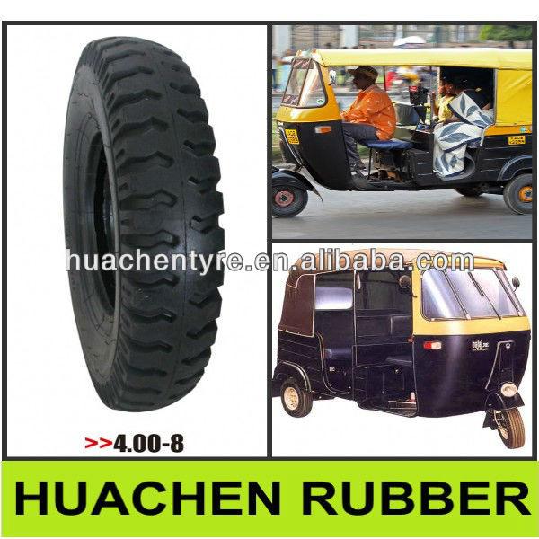 three wheel motorcycle tyre 4.00-8 4.00-12