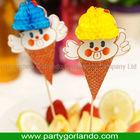 food grade cocktail ice cream decorative pick