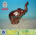 Chinois haut qualité craft jardin céramique éléphant