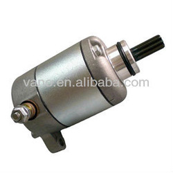 motorcycle motor part , motorcycle starter motor