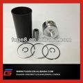 pistón del cilindro y kits de revestimiento para el motor hino j08e
