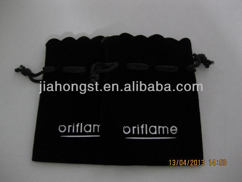 2013 new velvet jewlery pouch oriflame bag