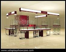 metal classical European retail fixture
