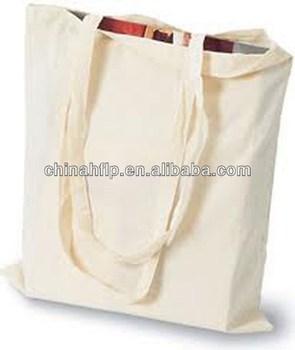 Wholesale fashion promotional heavy cotton canvas tote bag