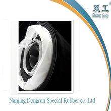 gum rubber floor mat 100% pure gum rubber material