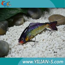 Perfect swimming making plastic fishing lures see bass fishing baits