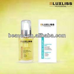 thermal protector glossy hair serum spray