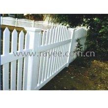 wooden garden fence/bamboo screen