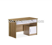 Light Cherry Office Desk/ 4feet Office Desk/ Small Office Table (FOHFC-1211)