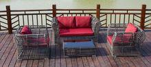 2013 wicker sofa new furniture design