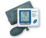 Semi-auto Digital Blood Pressure Monitor